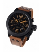 TW-Steel CS44 Canteen Leather Chronograph 50mm 10ATM