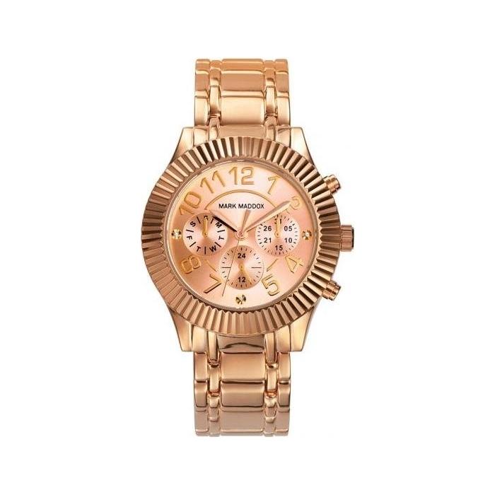 Ceas de dama Mark Maddox Pink Gold MM0006-99