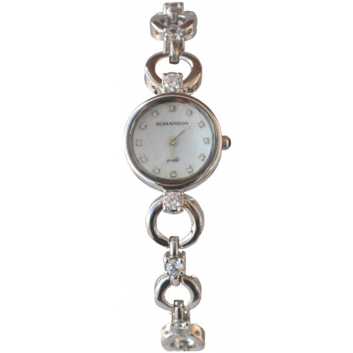 Ceas de dama Romanson Clasic RM0347Q LW-WH