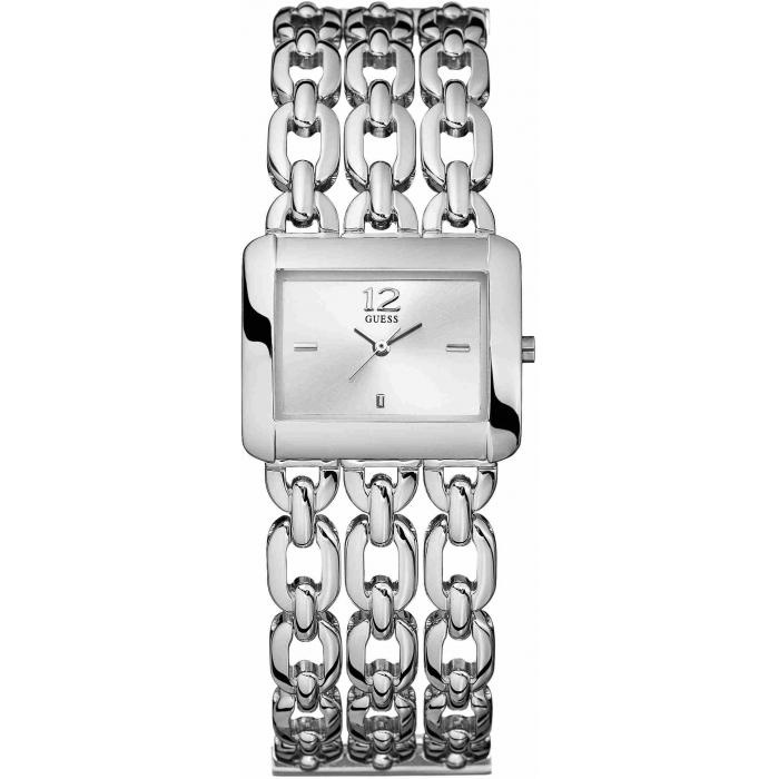 Ceas de dama GUESS TRI-CHAIN W95057L1