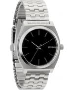 NIXON Time Teller A045-000 Black Unisex