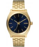NIXON A045-1931 Time Teller All Light Gold Cobalt 37mm 10ATM