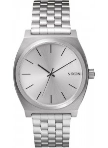 NIXON A045-1920 Time Teller All Silver 37mm 10ATM