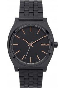 NIXON A045-957 Time Teller All Black Rose Gold 37mm 10ATM