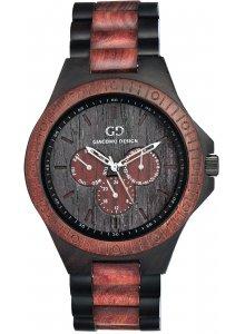 Ceas barbatesc Giacomo Design Calendario GD08101