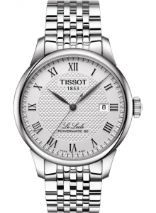 Ceas barbatesc Tissot Le Locle Powermatic 80 T006.407.11.033.00