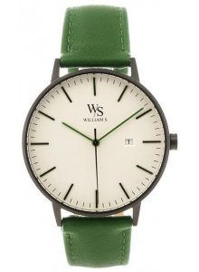 Ceas unisex William S. The Green Field S1105
