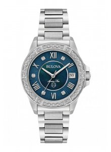 Ceas de dama Bulova Marine Star Lady Diamond 96R215