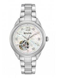 Ceas de dama Bulova Automatic Diamond 96P181