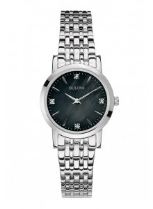 Ceas de dama Bulova Classic Diamond 96P148