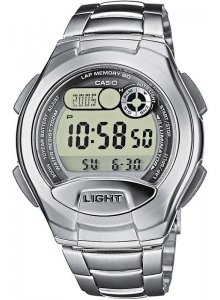 Ceas unisex Casio Collection W-752D-1AVES