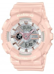 Ceas de dama Casio Baby-G BA-110RG-4AER