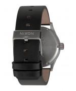 NIXON Sentry Leather A-105-000 Black
