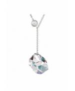 Colier de argint Preciosa (Crystal AB) Charmant
