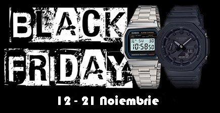 Ceasmania.ro - Black Friday