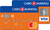 Credit Europe Bank - Card Avantaj - MasterCard + Visa